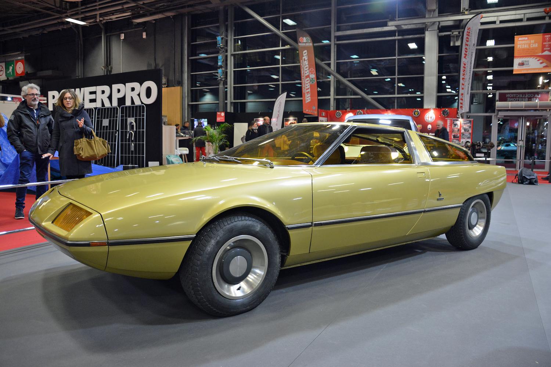 1972 Citroen GS Camargue front three-quarter
