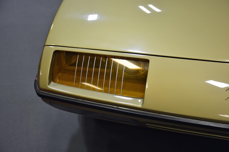1972 Citroen GS Camargue front headlight