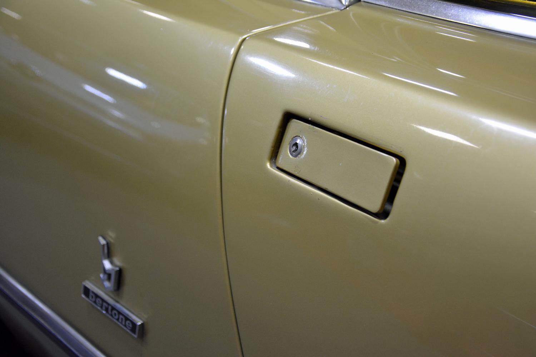 1972 Citroen GS Camargue door handle