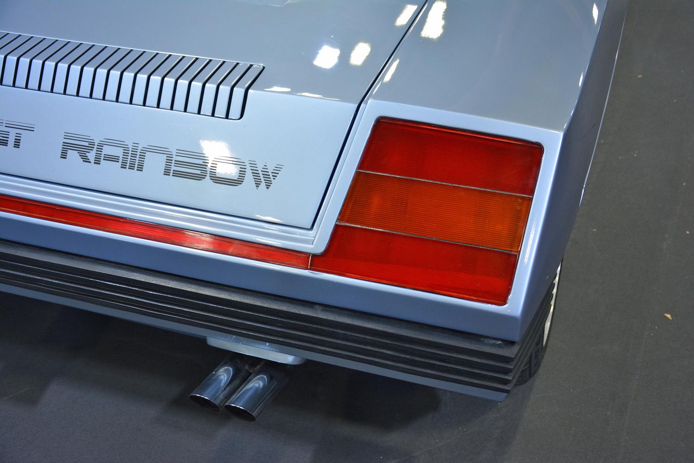 1976 Ferrari 308GT Rainbow taillight