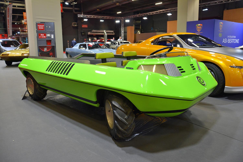 1972 Suzuki Go front three-quarter