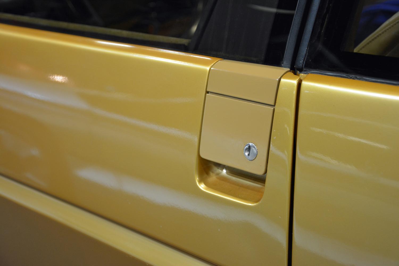 1979 Volvo Tundra door handle