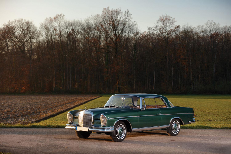 1963 Mercedes-Benz 300 SE Coupé