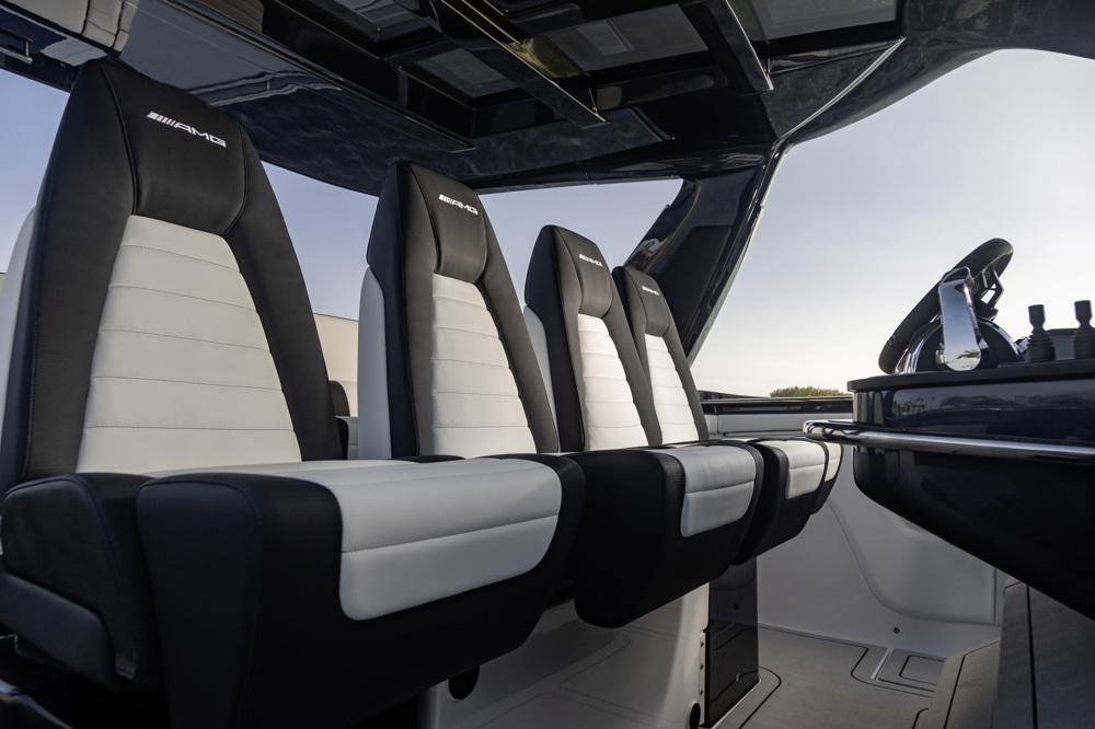 amg race boat seats