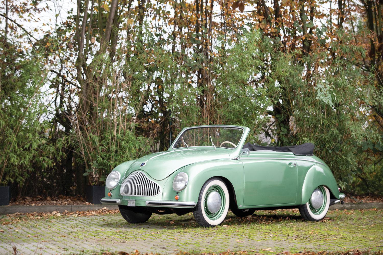 1952 Dyna-Veritas Cabriolet