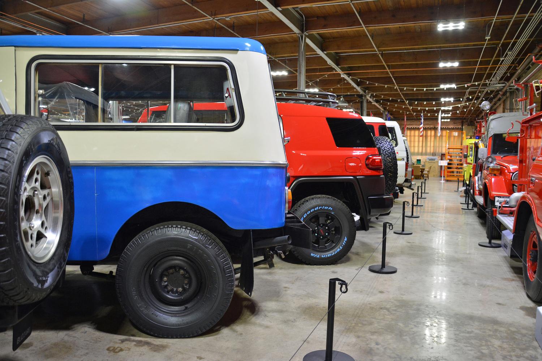 1963 Toyota TB25L Bandeirante rear