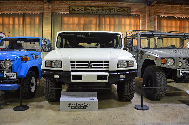 1996 BXD20 Mega Cruiser front