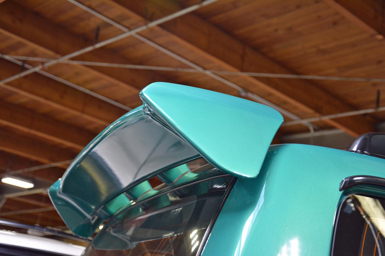 1996 Toyota VZJ90W rear lip