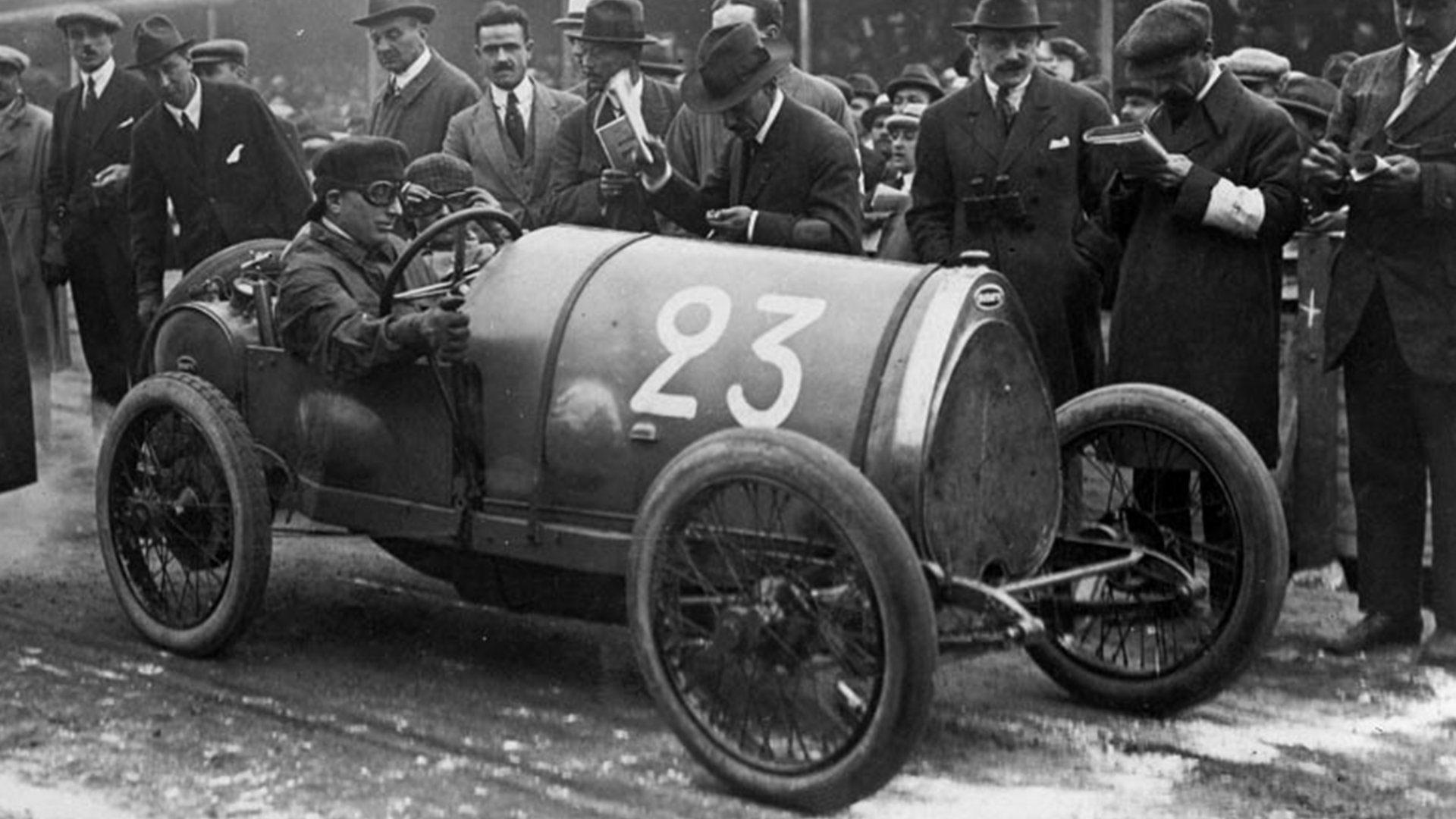 Bugatti Type 13 1914