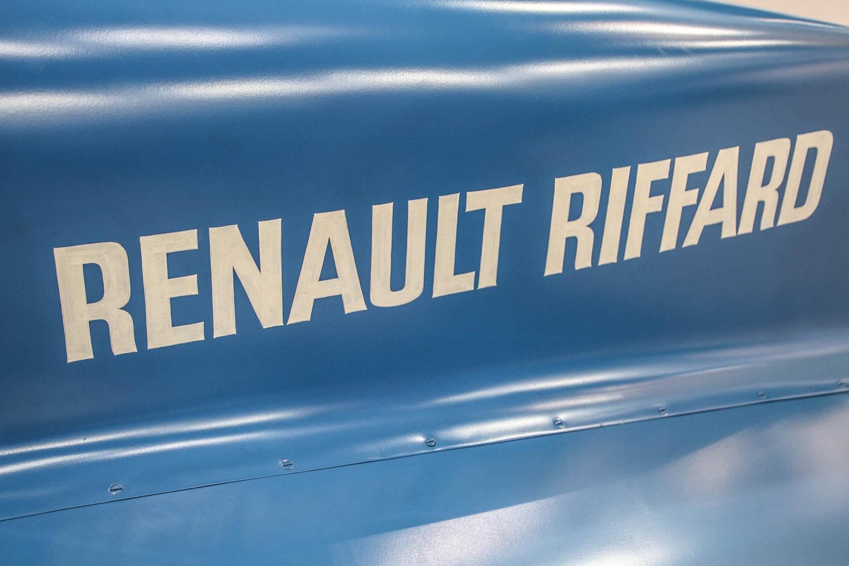 Riffard-Renault Tank