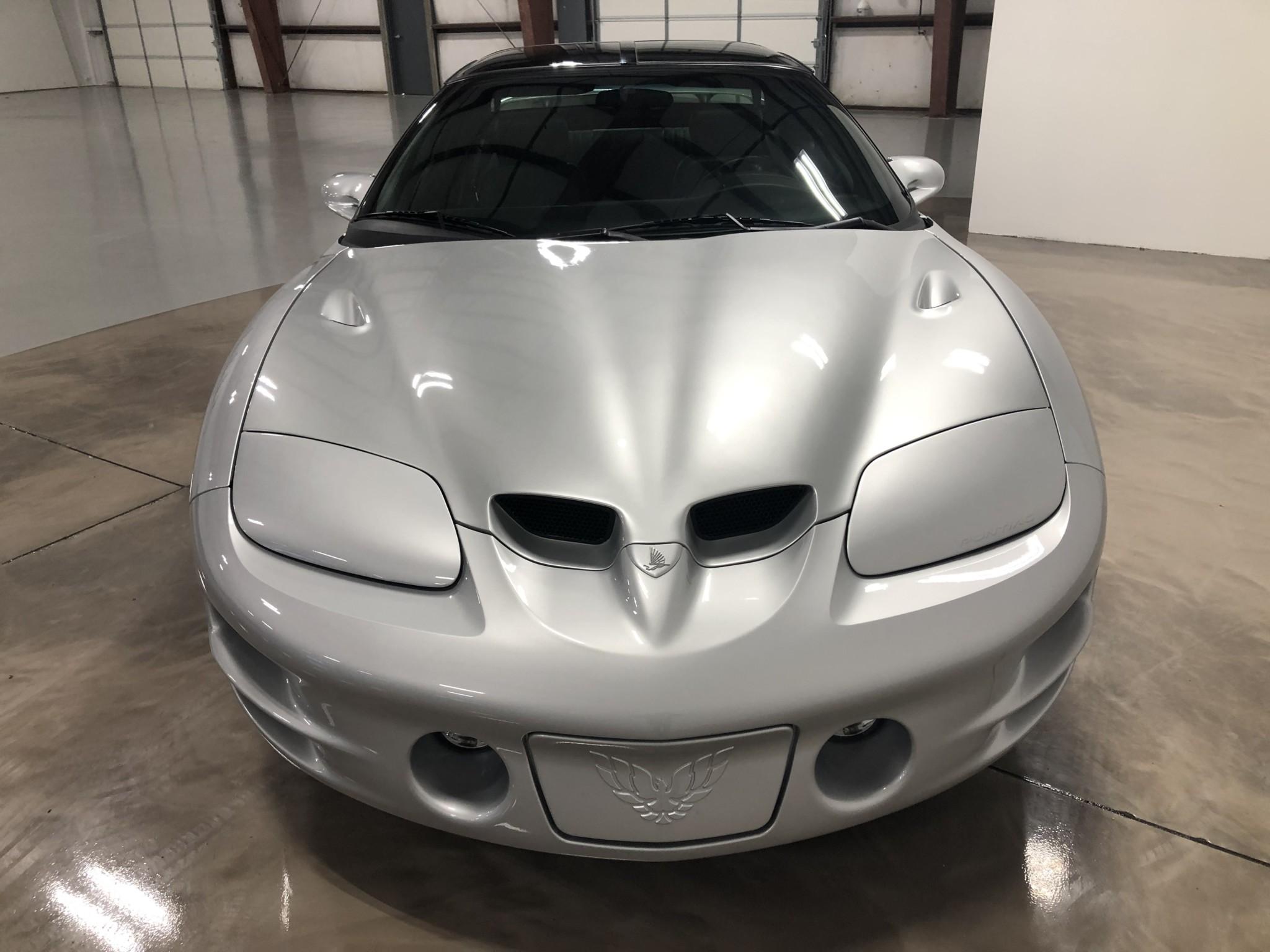 2002 Pontiac Firebird Trans Am SLP Firehawk