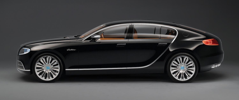 Bugatti 16C Galibier concept side-view