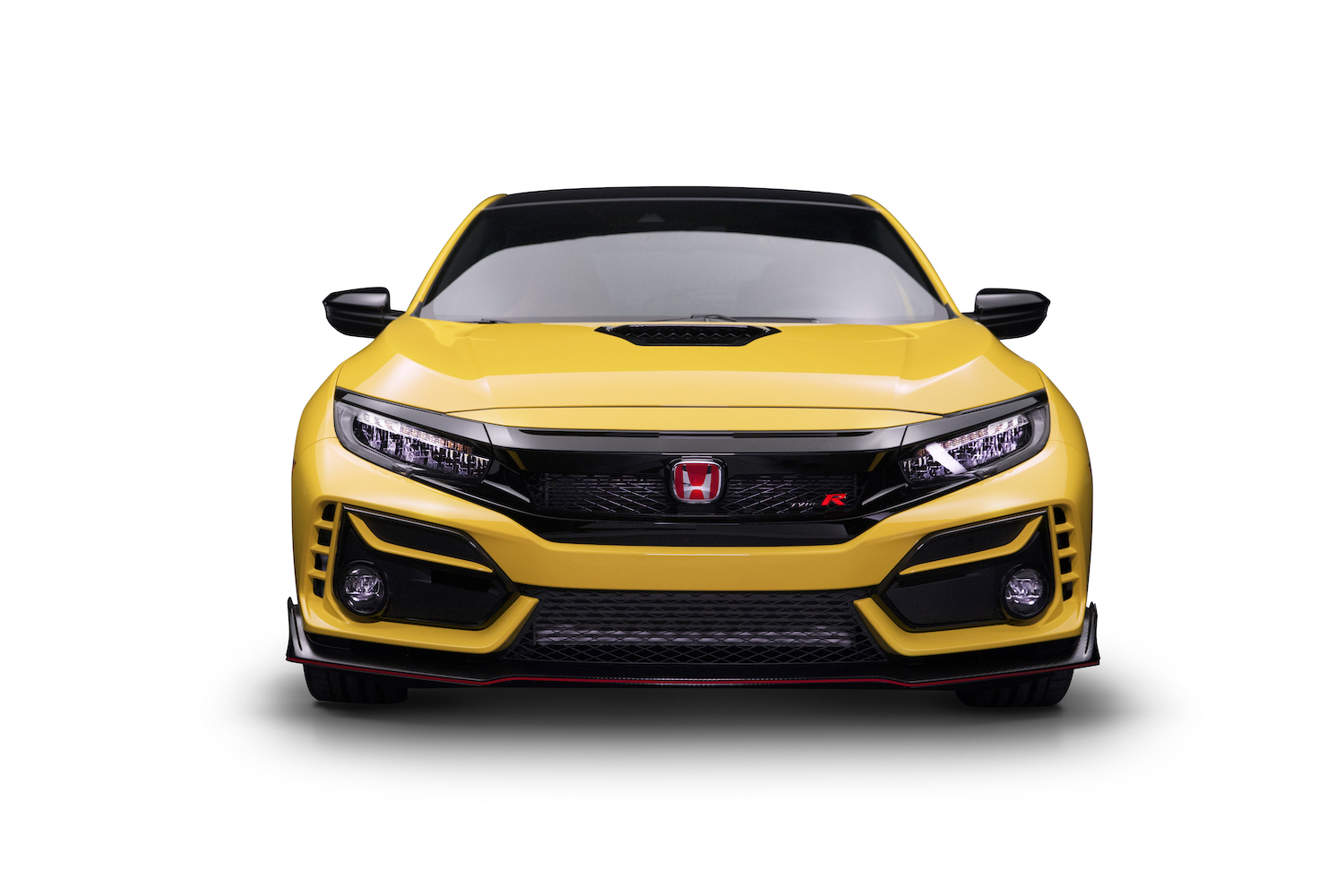 2021 Civic Type R Limited Edition front