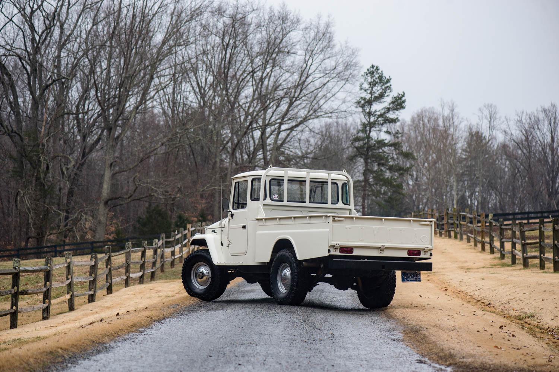 1965 Toyota FJ45 Land Cruiser Custom by TLC 4×4