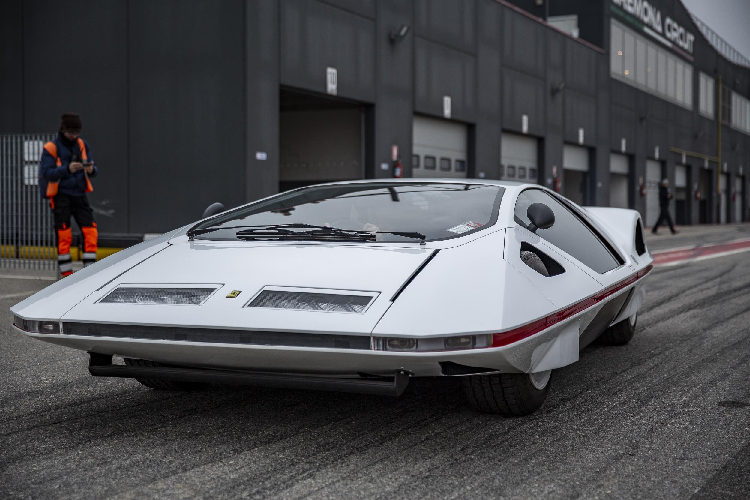 Ferrari Modulo