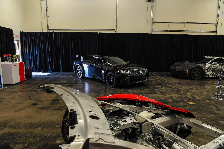 corvette blackjack mule front