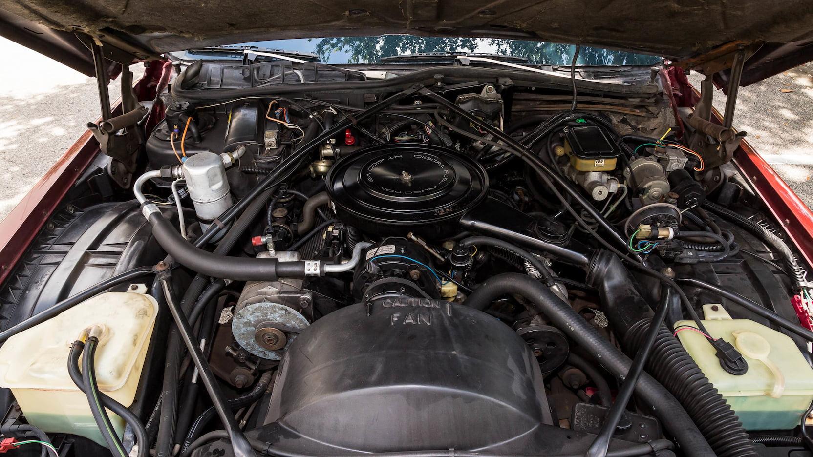 1985 Cadillac Fleetwood