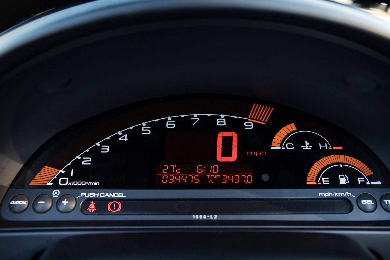 honda s2000 digital speedometer