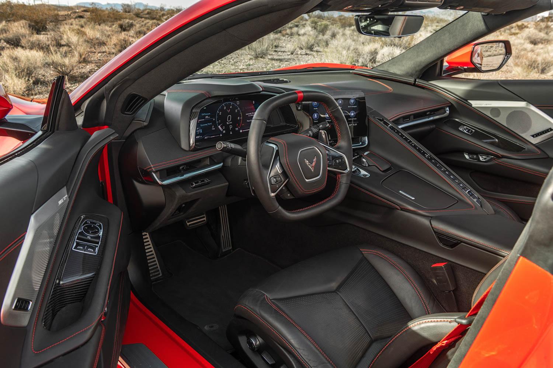 2020 Chevy Corvette C8