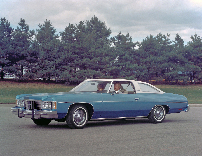 impala front three-quarter