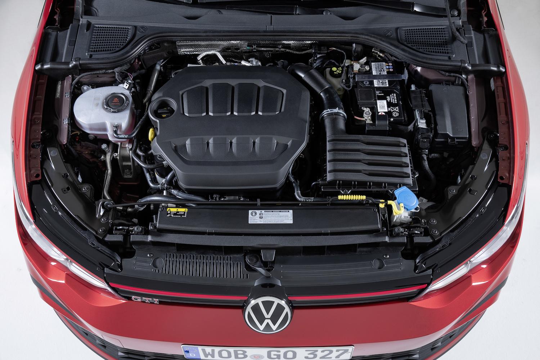 eighth generation volkswagen golf gti engine