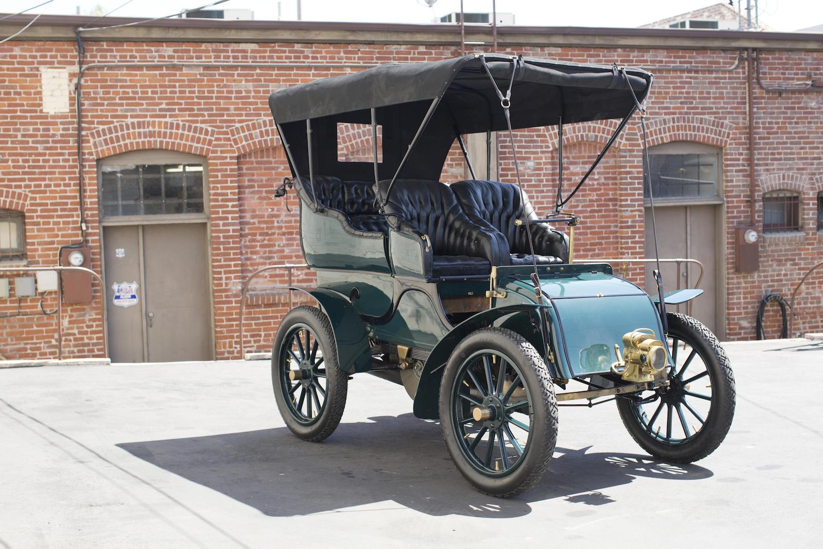 1904 Knox 16/18hp Tudor 5-passenger Touring