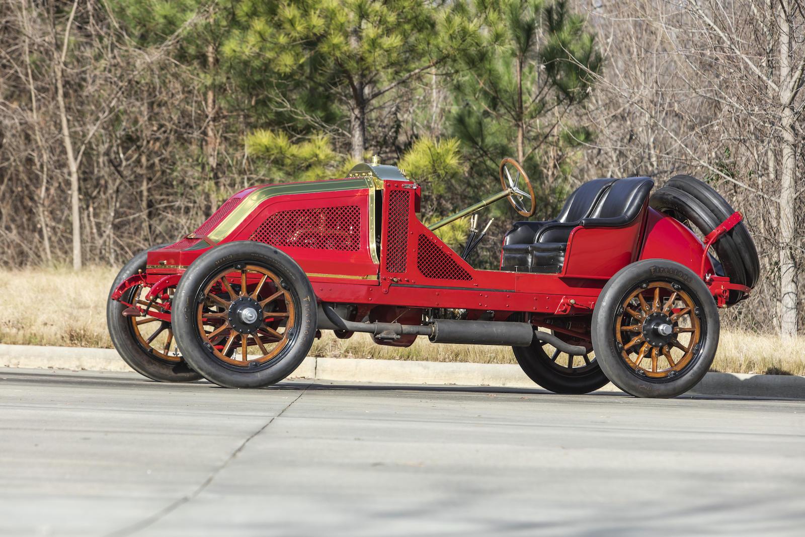 1907 Renault Type AI 35/45-hp Vanderbuilt Racer