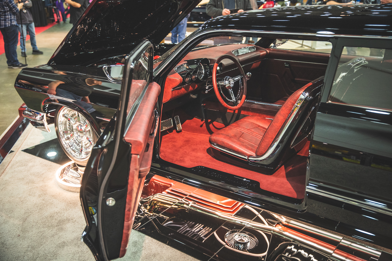 1963 Chevy wagon 2020 Detroit Autorama Ridler winner