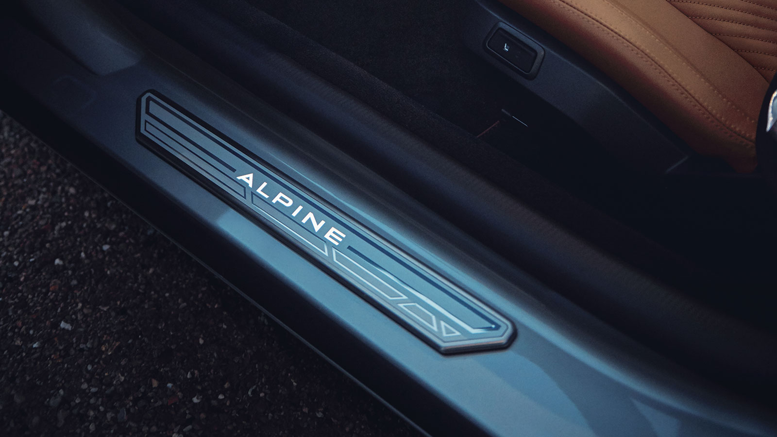 Alpine A110 Légende GT