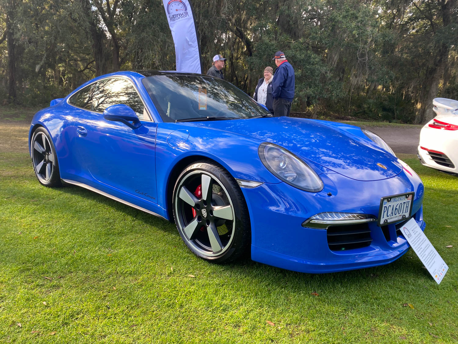 2016 911 PCA Club Coupe