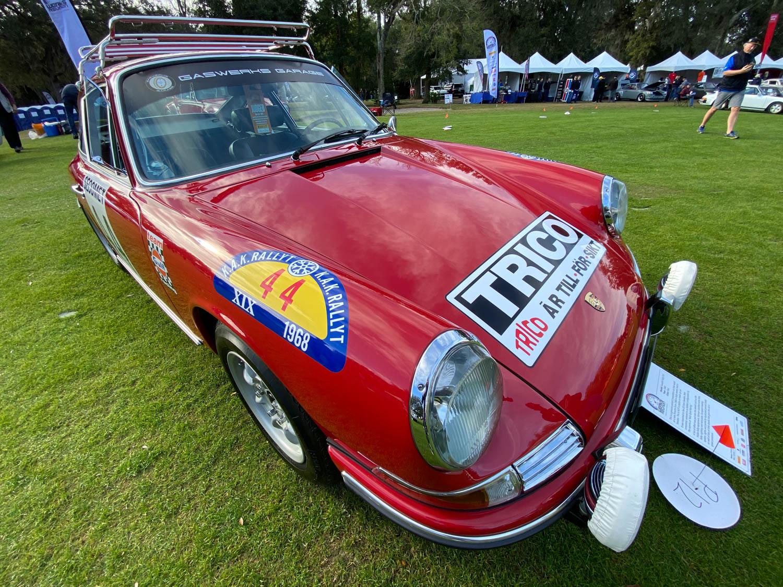 1968 912 rally car