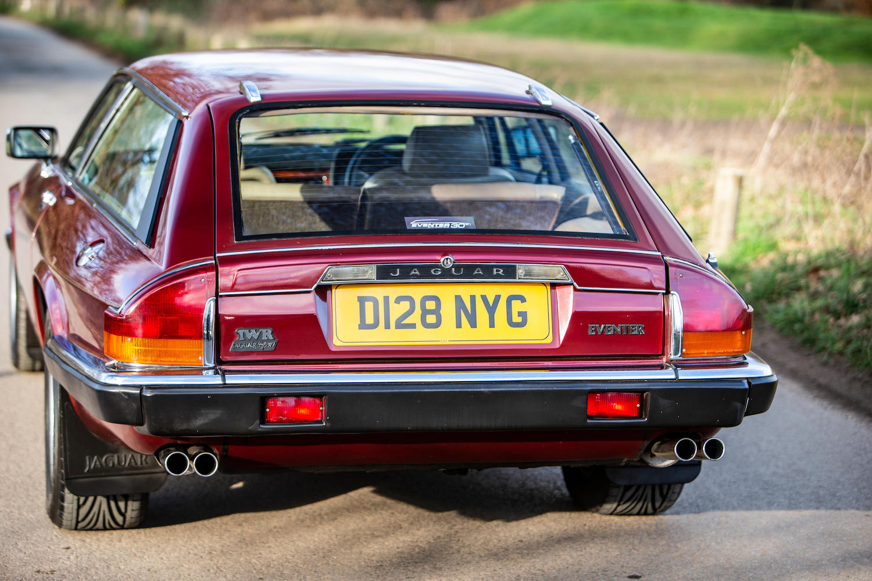 1986 Jaguar XJ-S TWR V12 HE 6.1-Litre Lynx Eventer Sports Estate rear