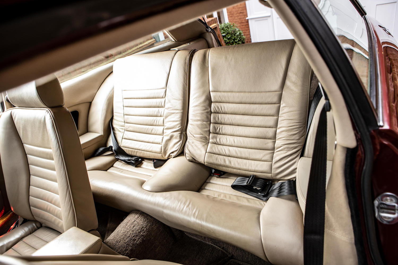 1986 Jaguar XJ-S TWR V12 HE 6.1-Litre Lynx Eventer Sports Estate rear seat