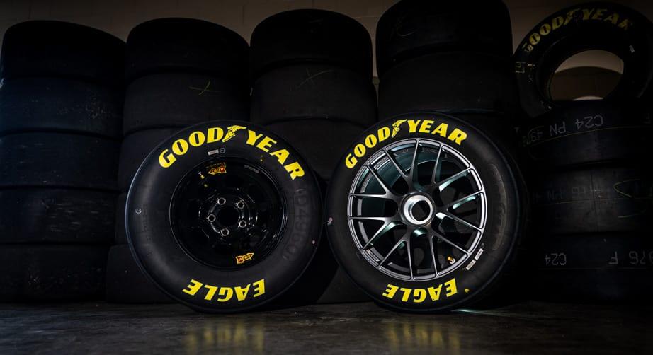NASCAR tires