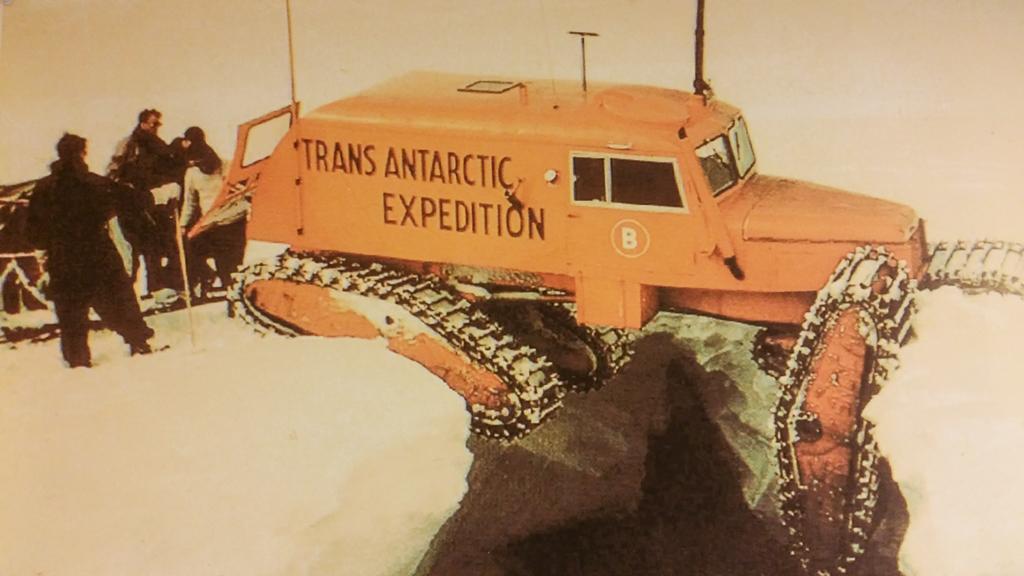 Tucker Sno-Cat snow machine