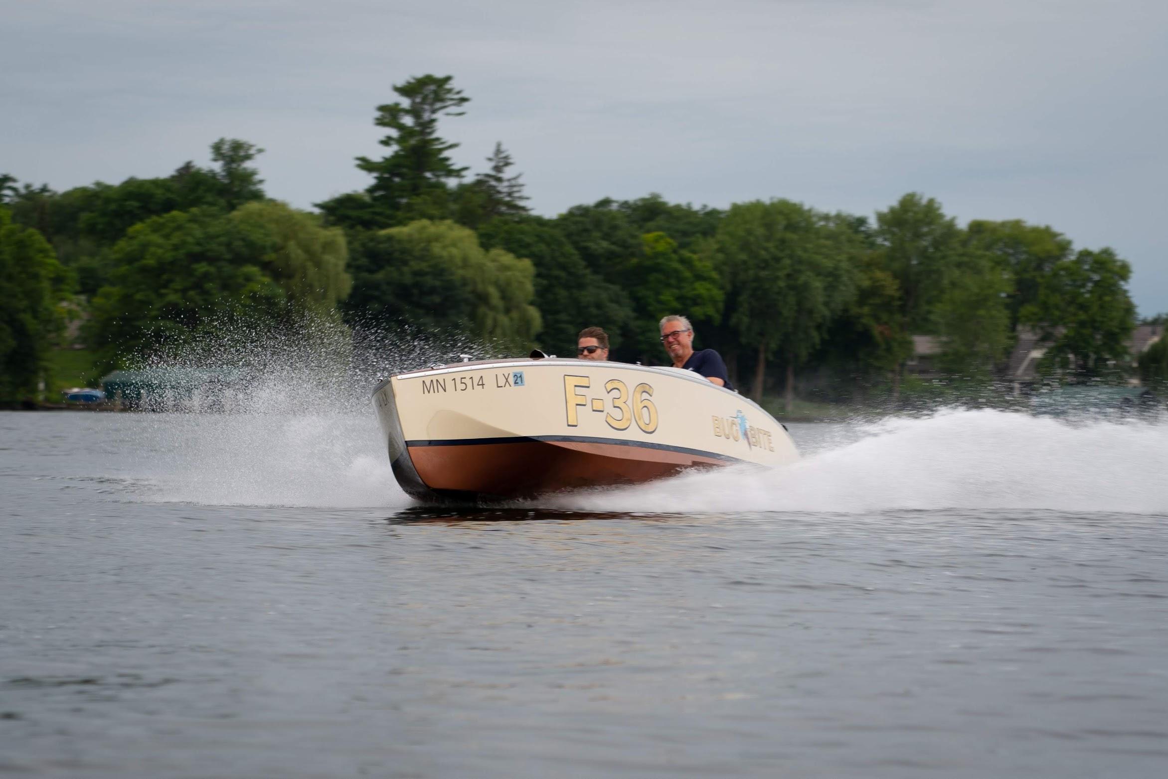Fitzke Boatworks Bugbite