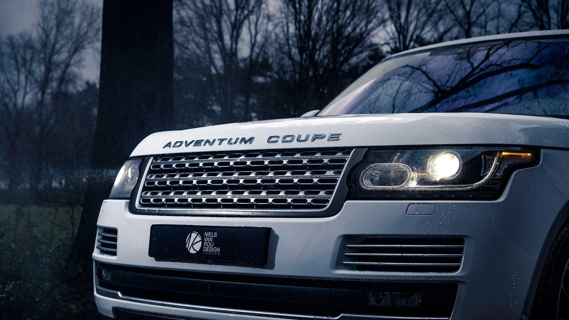 Range Rover Adventum Coupé