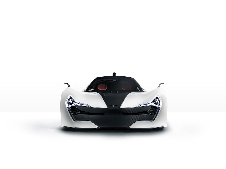Apex ev supercar front