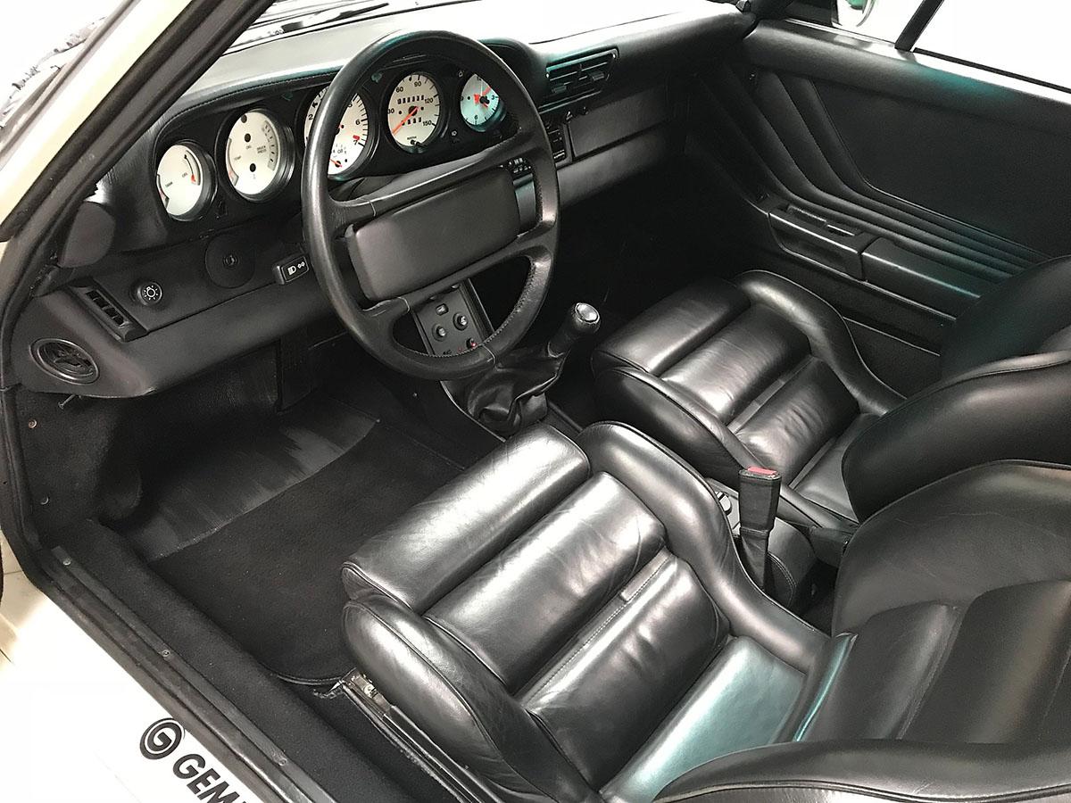 1986 avalanche interior