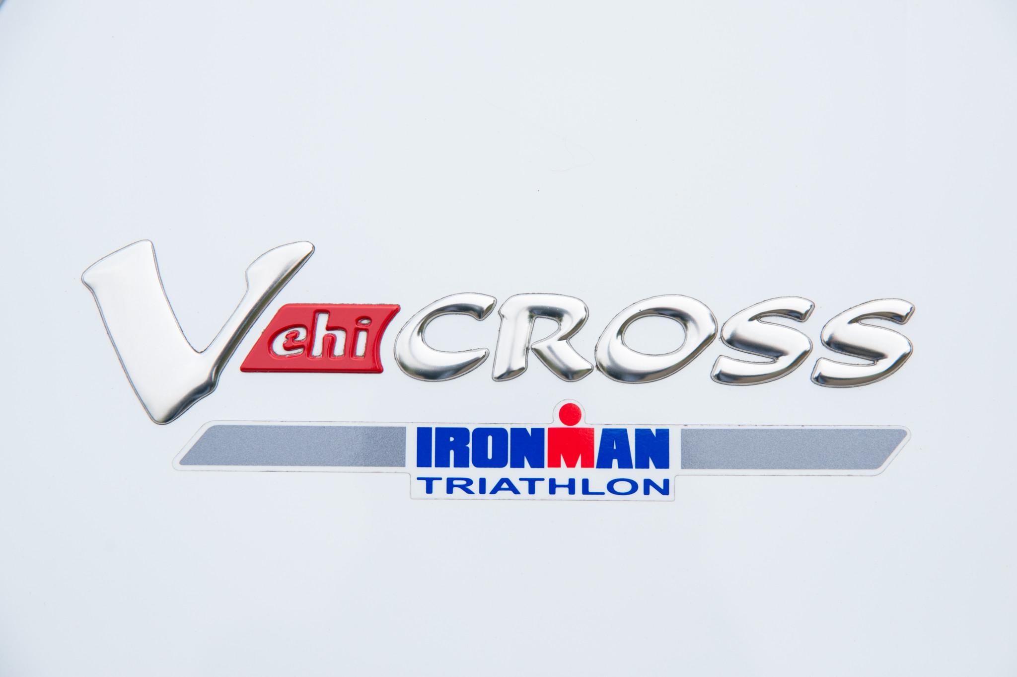 2000 Isuzu VehiCROSS Ironman Edition