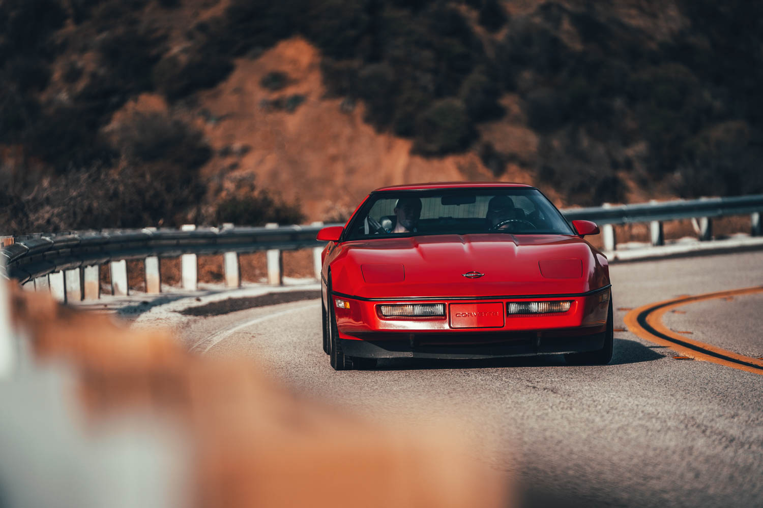 Out of the box, the C4 Corvette was a handler, thanks to new rack-and-pinion steering, low-profile radials, and vastly improved suspension geometry.