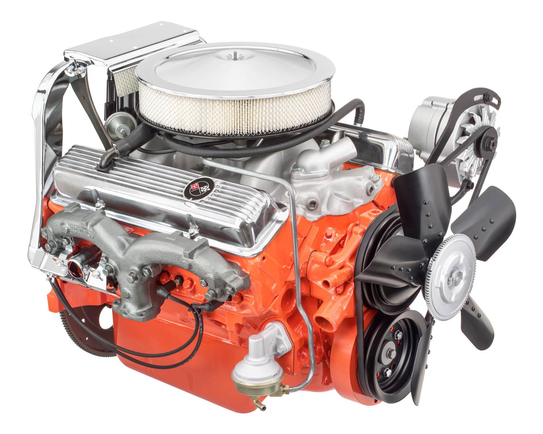 1970 5.7-liter LT1