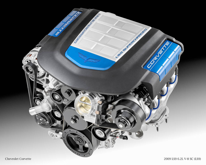 2009 6.2-liter LS9