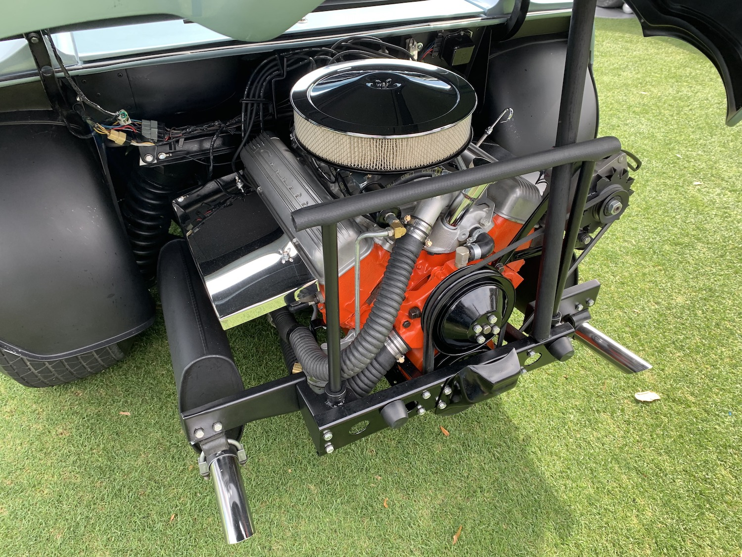 1964 Chevrolet Engineering XP-819 engine