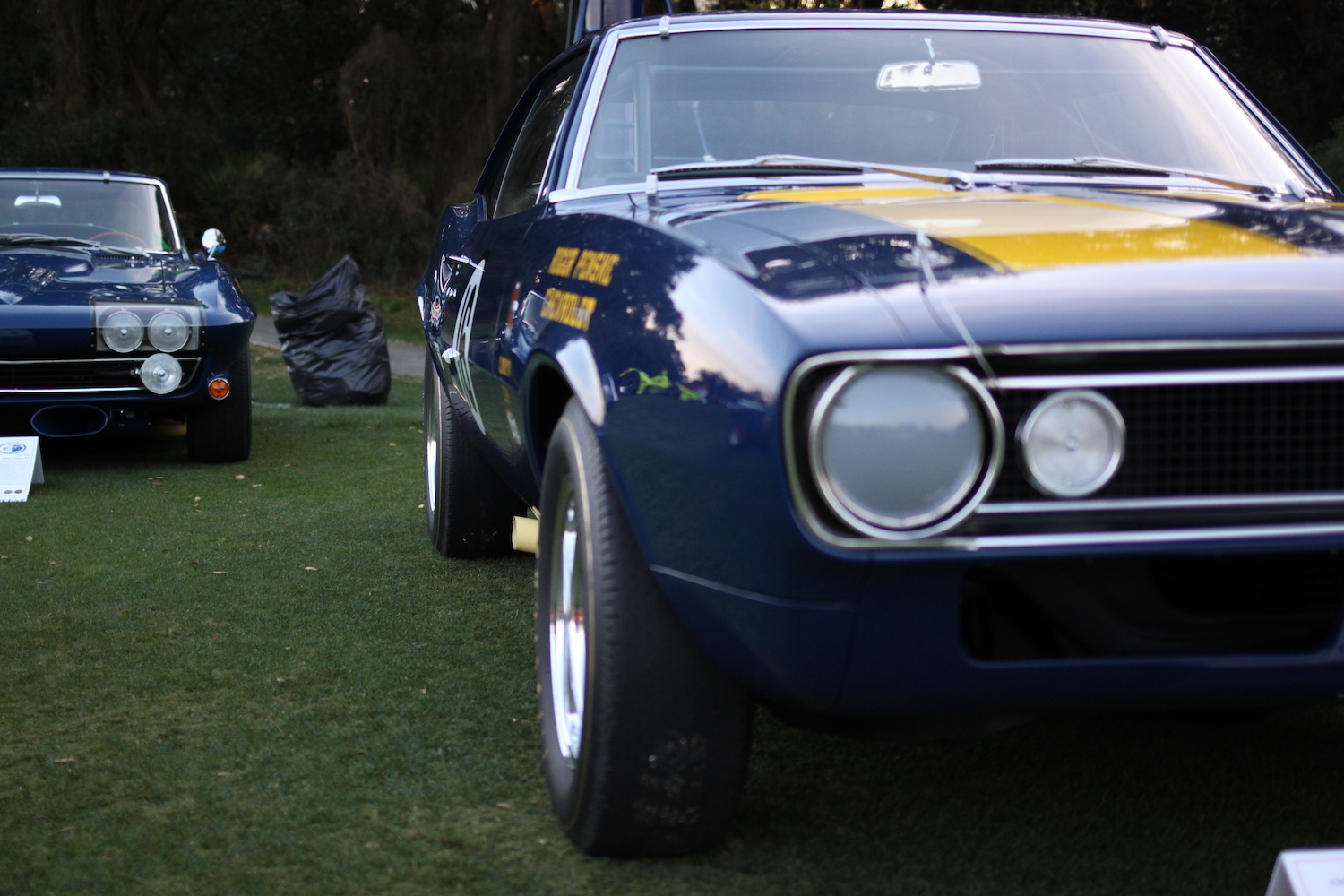 chevrolet camaro and corvette l88