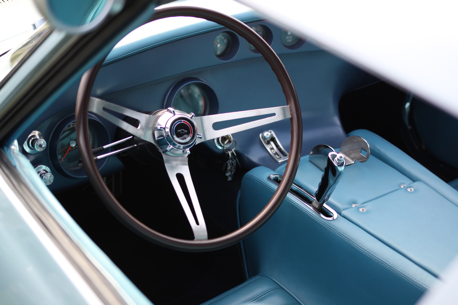 xp 819 interior wheel