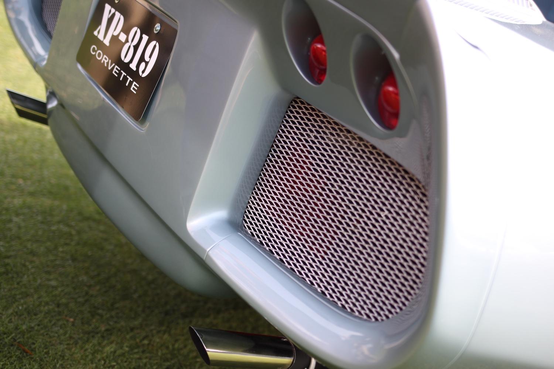 xp 819 rear