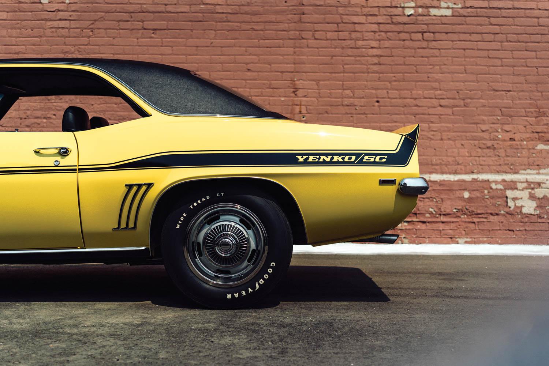 1969 Yenko Chevy Camaro