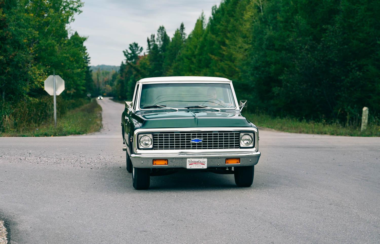 Kacy Smith's 1972 Chevy C10