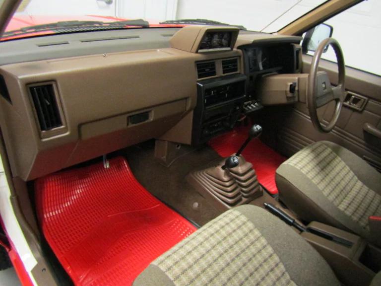 jdm firetruck front interior